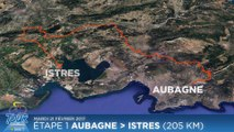 Tour de La Provence - 1e étape : Aubagne - Istres