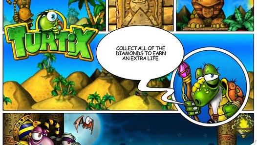 Turtix (Part 3) - video dailymotion