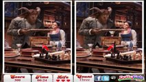 Beauty and the Beast Spot 6 Diff - Beauty and The Beast Games