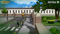 Monty Pythons The Ministry of Silly Walks - iOS - iPhone/iPad/iPod Touch Gameplay