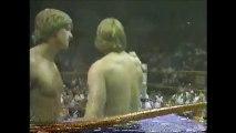Kevin Von Erich/Mike Von Erich vs Michael Hayes/Terry Gordy (World Class April 15th, 1984)
