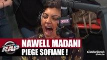Nawell Madani piège Sofiane dans le Planète Rap de Zaho