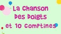 Jacques Haurogné - La chanson des doigts et 10 comptines et jeux de doigts