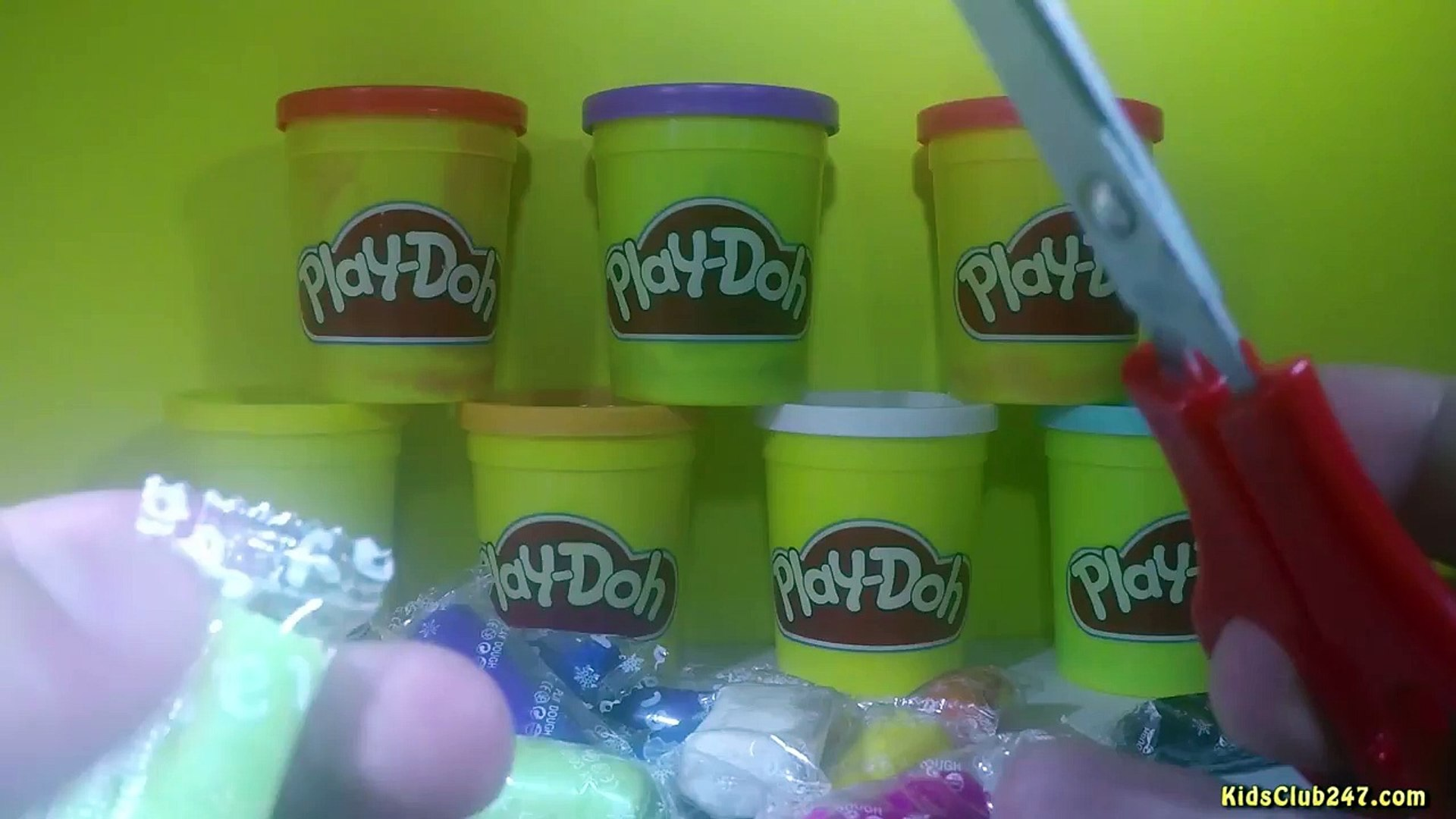 Play Doh 2016 | Happy New Year 2016 | New Year 2016 Play Doh | Play Doh New Year