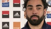 Rugby - Tournoi des 6 Nations - Bleus : Huget «Content de retrouver un stade mythique»