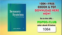 Sensory Systems Anatomy and Physiology 1st Edition