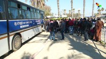 Palestine: Rafah Border Crossing Opened For 4 Days On Saturday
