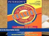 Download [PDF]  The Ultimate College Survival Guide Fourth Edition (Ultimate College Survival