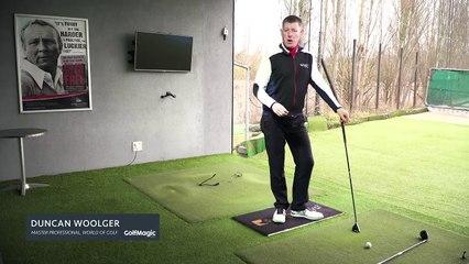 Improve ball striking: Club drop drill | GolfMagic.com
