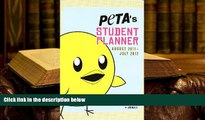 PDF  2012 PETA s Student Planner: August 2011 though July 2012 PETA For Ipad