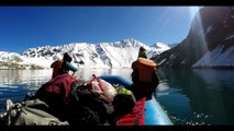 Adrénaline - Snowboard : Carpe Diem E09 P01, Aurélien Routens nous ramène de magnifiques images de la cordillère des Andes
