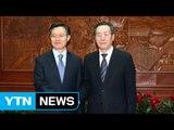 오늘 한중 6자 대표 회동...북핵 대응 논의 / YTN