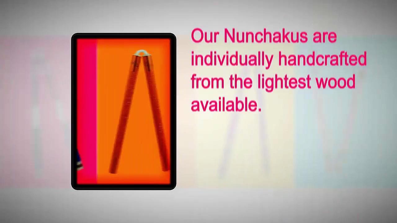 Martial Arts Professional Numchucks For Sale For Sale