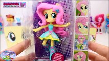 My Little Pony Equestria Girl Minis Fluttershy Surprise Cubeez Surprise Egg and Toy Collector SETC
