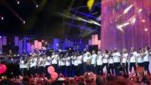 Resto du coeur : en avant-première du concert des Enfoirés à Toulouse !