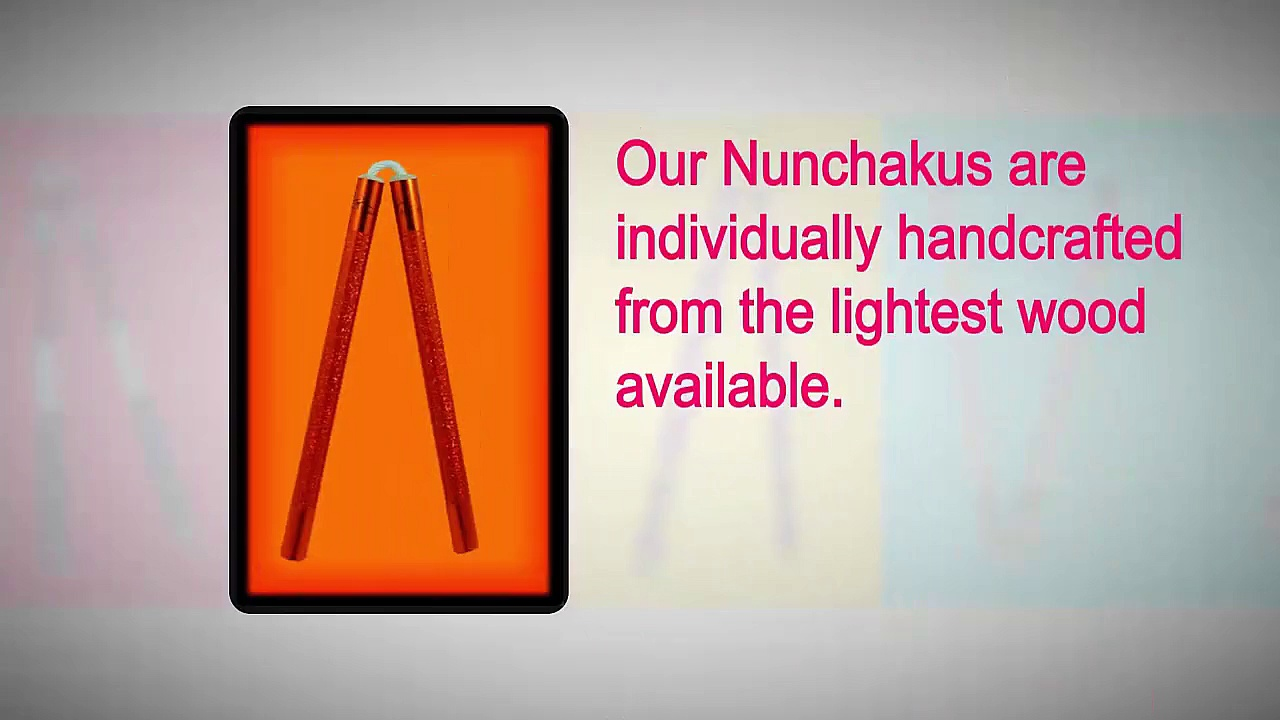 Martial Arts Weapons Nunchakus For Sale For Sale