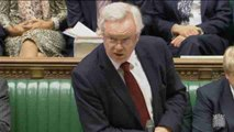 British government urges lawmakers to back Brexit bill to respect will of voters