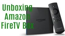 Unboxing: Amazon Fire TV Box [DE | 4K]