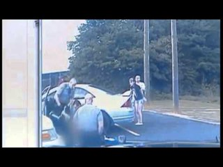 Second Dashcam video in Zach Hammond shooting