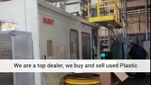 100 Ton Sumitomo Demag Used Plastic Injection Molding Machine For Sale