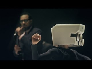 Brandt Brauer Frick feat. Om'Mas Keith - PLASTIC LIKE YOUR MOTHER (Official Video)
