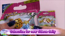 SHOPKINS MICRO LITES 3 Blind Bag Opening - Surprise Egg and Toy Collector SETC