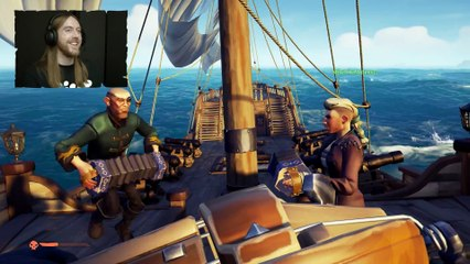 Developer Gameplay #1 We Come Bearing Gifts! de Sea of Thieves