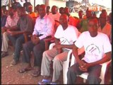 Les populations du Gbôklè et de la Nawa s'engagent dans le processus de la réconciliation