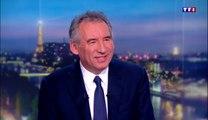 François Bayrou, invité du 20H sur TF1 - 310117