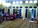 Peserta lomba TPA se kecamatan Piyungan Kumpul Dulu foto per kelompok