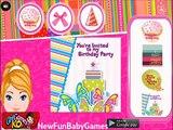 Celebration Baby Games-Baby Princess Birthday Movie Episode-New Baby Game