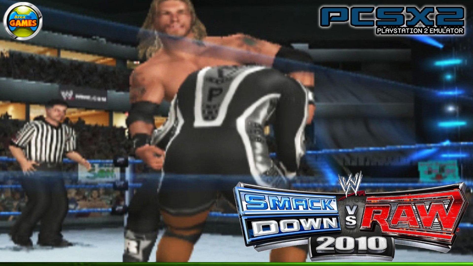 pcsx2 0.9.7 wwe smackdown vs raw 2011