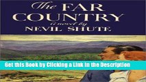 Download Book [PDF] The Far Country Epub Full