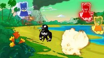 #Peppa Pig Español George #PJ Masks Full Episodes PJ Masks Stop Motion Owlette, Catboy And Gekko