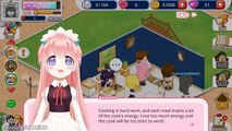 Moe Girl Cafe 2 Gameplay iOS / Android