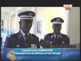 Visite des grandes écoles de formations des forces armées du Sénégal