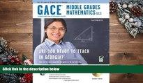 Download [PDF]  Georgia GACE Middle Grades Math (013) w/ CD-ROM (Georgia GACE Test Preparation)