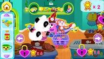 Baby Pandas Supermarket - Babybus Kids Games