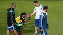 Football RESPECT ● Emotional Moments ● ft Ronaldinho, Ibrahimovic, CR7, Messi