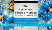 READ book Associated Press Stylebook 2015 and Briefing on Media Law The Associated Press Full Book
