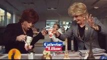Catherine et Liliane ironisent sur la fin de l'émission d'Enora Malagré sur C8 - Regardez