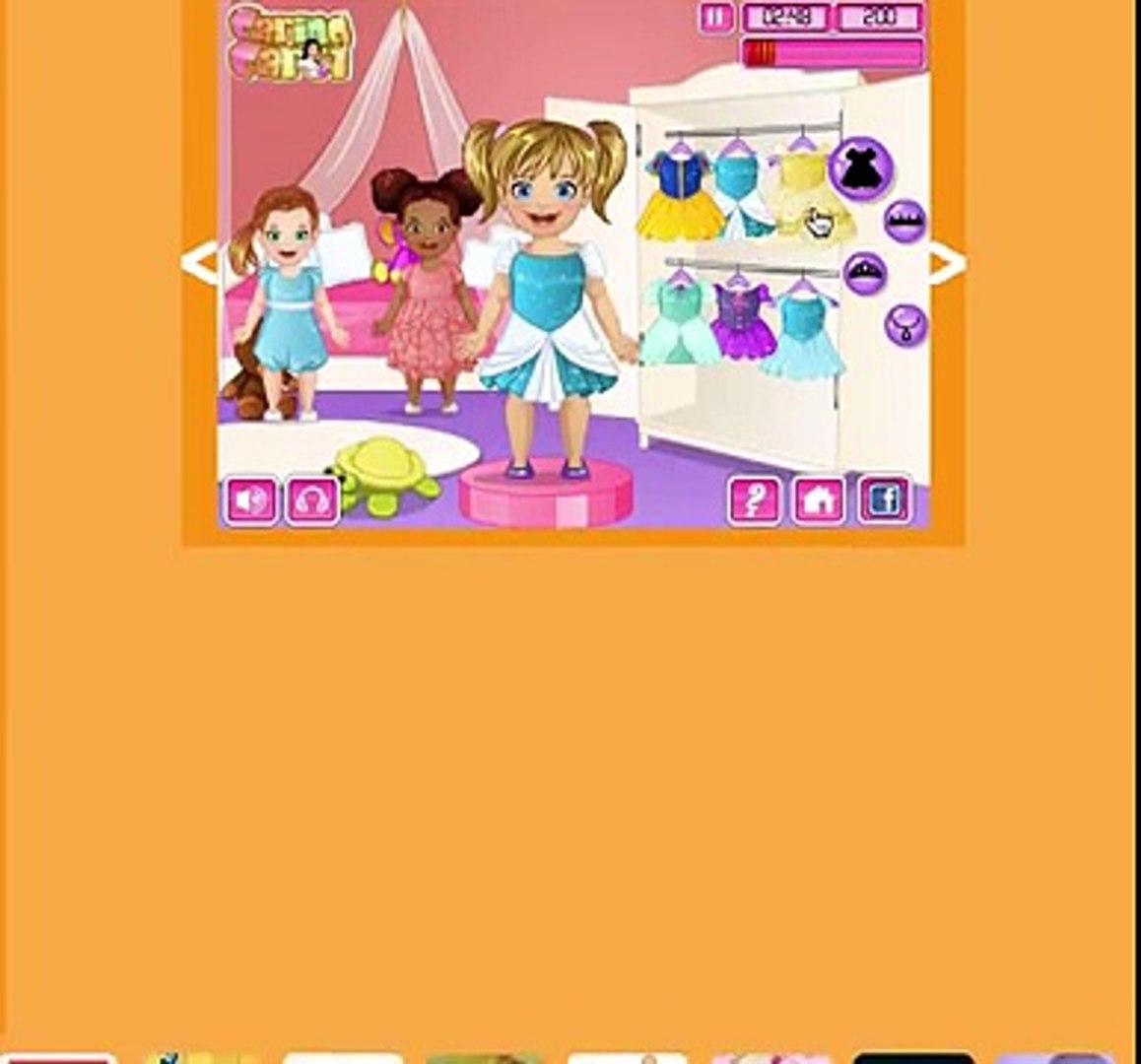 Baby Emma | Princess Party | So Gaming Kids