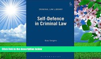 Download Self-Defence in Criminal Law (Criminal Law Library