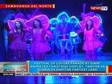 BP: Festival of Colors Parade, tampok sa Gloria de Dapitan Fantasy Land