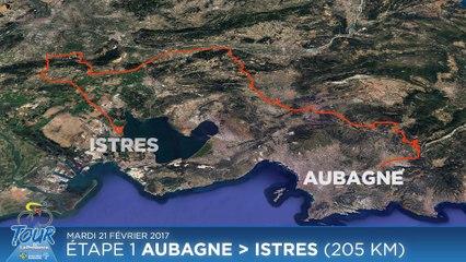 Le Tour de La Provence - Etape 1
