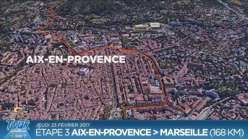 Le Tour de La Provence - Etape 3