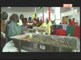 Gastronomie: le grand buffet d'Abidjan a ouvert ses portes