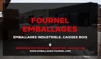 Emballage bois - Palette - Fournel Emballages à Andrézieux Bouthéon, Lalizolle & Gerzat