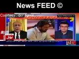 Aamir Liaquat Chitrols Najam Sethi For Blaming Raheel Sharif