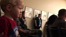 Musique classique à la maternelle : cet enfant réagit à la musique de Beethoveen d'une façon incroyable